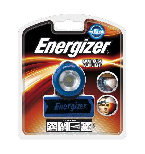 Energizer Spot LED Multi Zweck Kopf- und Arbeitsleuchte inkl. 2x CR 2032 Energizer Headlight