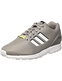 ADIDAS Originals ZX Flux Quilting Bianco Stampa Floreale Taglia UK 7.5 EU 41 1/3