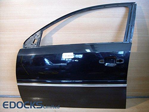 Preisvergleich Produktbild Tür vorne links Fahrertür Z20R Saphirschwarz Schwarz Signum Vectra C Opel