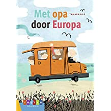 Met opa door Europa (Leesseries Estafette)