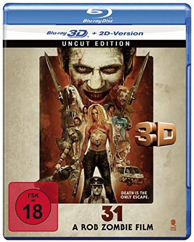 lm (Uncut) [3D Blu-ray + 2D Version] ()