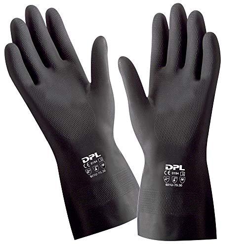 ICO ND-XXL Handschuhe, Schwarz, Set of 2