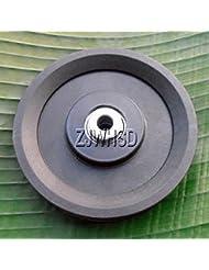 "Universal 115mm 4.5""nailon polea rueda Cable gimnasio Fitness equipo piezas de repuesto Abbott"