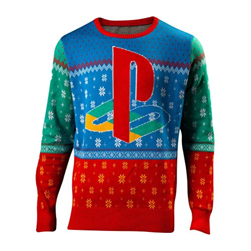 Playstation - Tokyo Knitted Christmas Sweater Top (M)