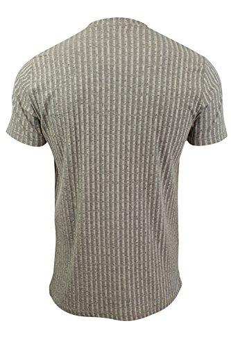 Brave Soul -  T-shirt - Maniche corte  - Uomo Grigio