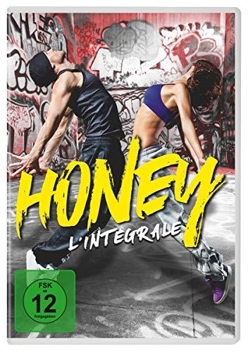 Preisvergleich Produktbild Honey 1-4 [4 DVDs]