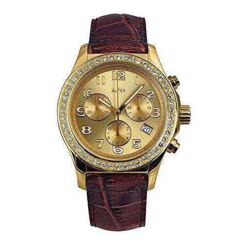 Reloj cuarzo para unisex Alfex 5678-806