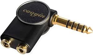 Okcsc Adapterkabel 4 4 Mm Stecker Auf 2 5 Mm 3 5 Mm Buchse 4 4