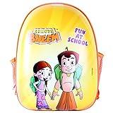GreenGold School Bag Back Pack 15, Yello...