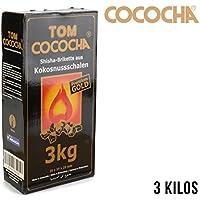 Tom Cococha Amarello 3 KG Carbone naturale