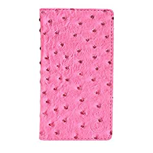 Jo Jo Croc Series Cover Leather Pouch Flip Case For LeTV Le 1  Pink Pink