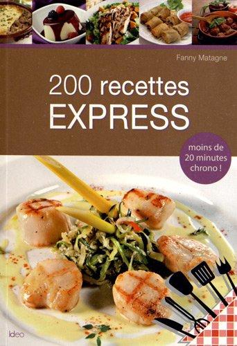 200 recettes express