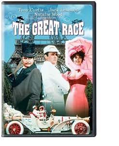 The Great Race [DVD] [1965] [Region 1] [US Import] [NTSC]