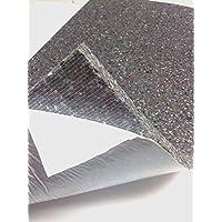 verbundschaum Espuma Autoadhesivo AISLAMIENTO ACÚSTICO AISLAMIENTO ACÚSTICO (100cm x 50cm xal. ) (100x50x) - 100x50x5
