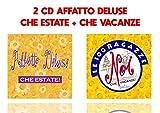 Offerta Speciale 2 CD Affatto Deluse, Che Estate e Che Vacanze, del serale televisivo di Gianni Boncompagni condotto da Paolo Bonolis, Le voci della popolare trasmissione che ha segnato gli Anni '90