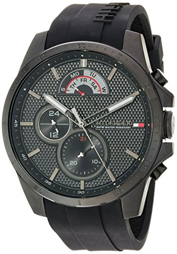 Tommy Hilfiger Mens Watch Analog Casual Quartz Watch 1791352