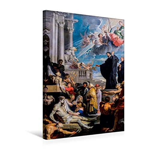 Calvendo Premium Textil-Leinwand 50 cm x 75 cm hoch, Ein Motiv aus Dem Kalender Altarmalerei |...