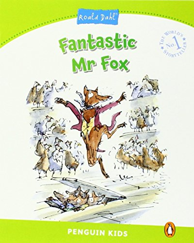 the-fantastic-mr-fox-level-4-pearson-english-kids-readers