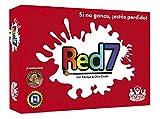 Tranjis games Red7, juego de cartas (tgr7)