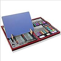Baby HTTMYY Set ArtíStico 116 Piezas/Set NiñOs Traje De Pintura Arte Pluma Acuarela Crayones Suministros para Estudiantes