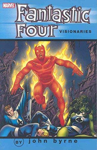 [Fantastic Four Visionaries: John Byrne Vol. 8] (By: John Byrne) [published: December, 2007]