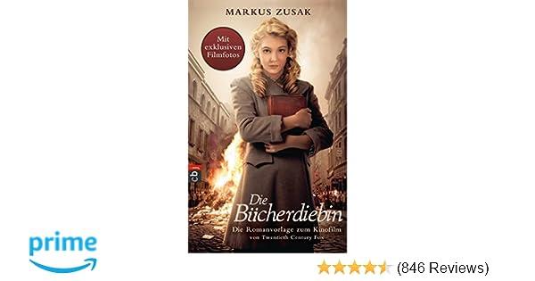 Die Bücherdiebin - Das Buch zum Film: Amazon.de: Markus Zusak ...