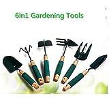 Pei Garten Werkzeug Set Hochqualitativ Robust Für Gartenfreund U. Profigärtner(6 In1)