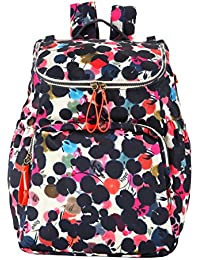 Oilily Confetti Backpack Baby Bag Multicolor