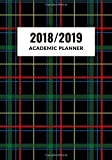"2018/2019 Academic Planner: Ultimate Daily Weekly, Monthly Schedule Diary, At A Glance Calendar Schedule Organizer with Inspirational Quotes, Time ... Size 7""x10"", Paperback (Academic Organizers)"