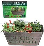 Benross GardenKraft 17310de cuisine Rebord de fenêtre Jardinière de légumes de jardin