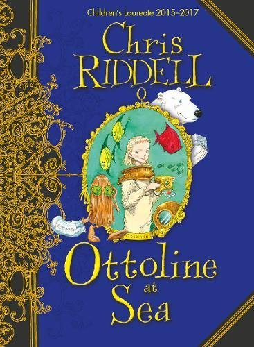 Ottoline at Sea por Chris Riddell