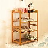 Shoe cabinet/Shoe rack Europäischer Moderner Einfacher mehrstöckiger Schuhaufbau Schuhständer (Länge 50cm * Breite 25cm * Höhe 68cm)