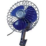 12v Delux Oscillating car fan