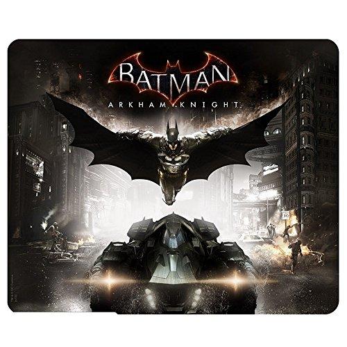 Preisvergleich Produktbild DC Comics - Batman Mausmatte Mousepad - Arkham Knight - Gotham in Chaos - 23 x 19 cm