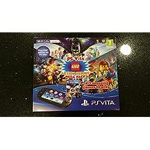 Mega Pack Lego Heroes voucher plus 8GB Memory Card (PlayStation Vita)