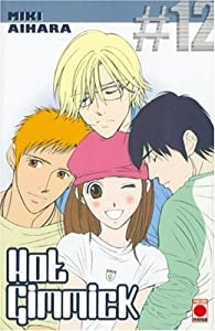 Hot Gimmick Edition simple Tome 12
