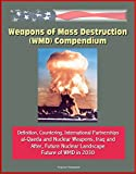 Weapons of Mass Destruction (WMD) Compendium: Definition, Countering, International Partnerships, al-Qaeda and Nuclear Weapons, Iraq and After, Future ... Future of WMD in 2030 (English Edition)