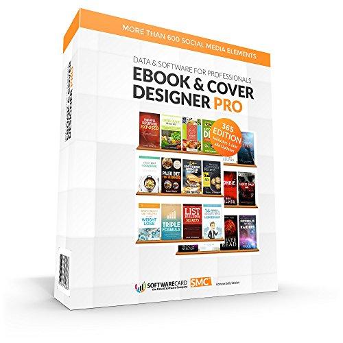 Ebook & Cover Designer PRO + Platinum. Buch-Cover, die magisch verkaufen. Mehr als 80 Top Seller Designs bereits integriert. Der Bestseller inkl. allen Actionscripts