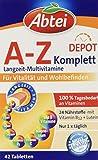 Abtei A-Z Complete Depot Komplett Langzeit Multivitamine