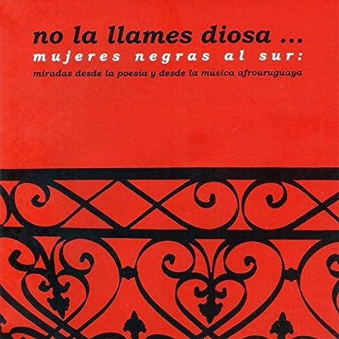No la Llames Diosa... Mujeres Negras al Sur (Miradas Desde la Poesía y Desde la Música Afrouruguaya)