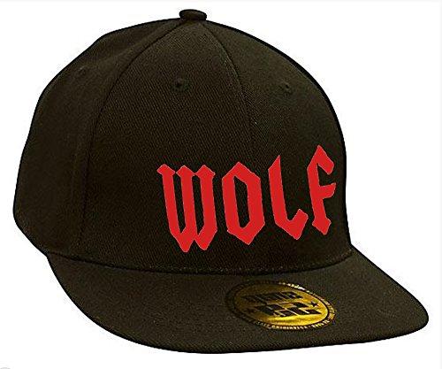 Casual Gorra de béisbol gorro de Boss sombreros tapas ajustable la  estrellas lobo multicolor Wolf black 958d502268c