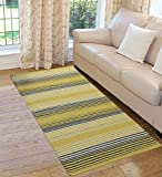 #7: Saral Home Cotton Multi Purpose Rugs- 70x140 cm