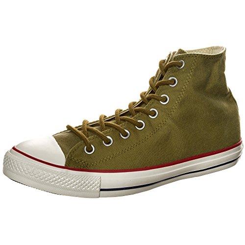 Converse Chuck Taylor All Star Adulte Basic Wash 380730 Herren Sneaker Grün