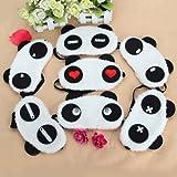 MASQUE Panda CACHE DE NUIT SOMMEIL YEUX
