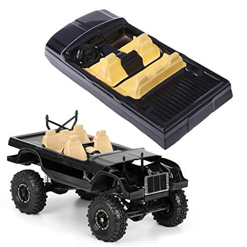 Preisvergleich Produktbild JENOR RC Auto Innenraum Dekor Karosserie für 1 / 10 Axial SCX10 II 90046 90047 Cherokee