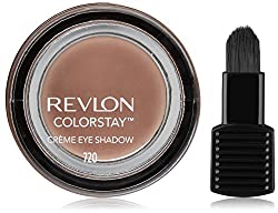 Chocolate : Revlon ColorStay Crme Eye Shadow, Chocolate