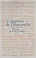 Complices de l'inavouable de Patrick de Saint-Exupéry