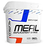 Bodylab24 Meal Replacement, Vanille, 960 g