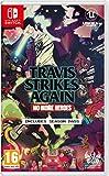 Travis Strikes Again : No more heroes Jeu Switch + 1 Porte clé