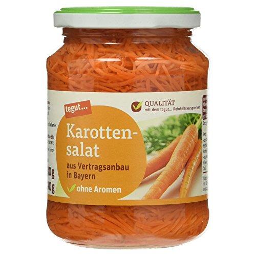 Tegut Karottensalat, 190 g